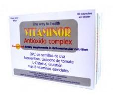 Vitaminor Antioxido Complex 60 capsules