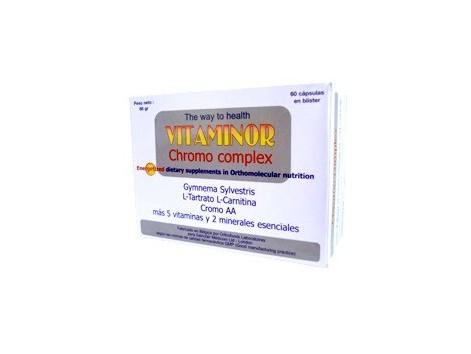 Vitaminor Chromo Complex 60 capsules