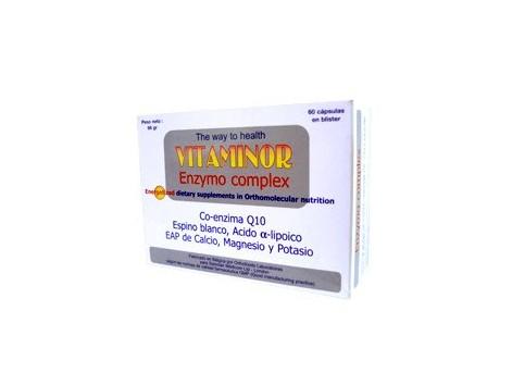 Vitaminor Enzymo Complex 60 capsules