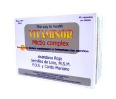Vitaminor Mictio Complex 60 capsules