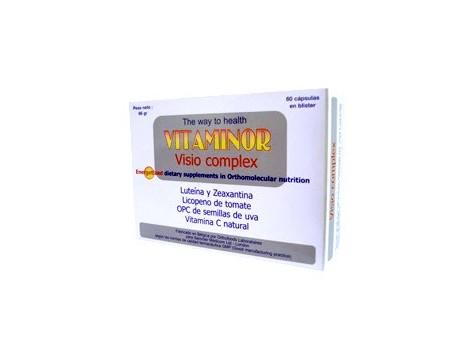 Vitaminor Visio Complex 60 capsules