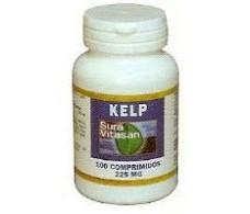 Sura Vitasan Kelp 225 mg.  100 Tablets