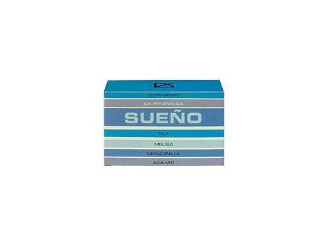 La Pirenaica Sueño 20 infusions