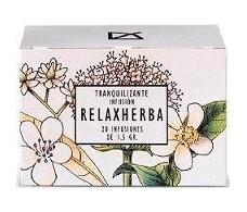 La Pirenaica Relaxherba 20 infusiones