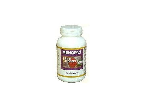 Sura Vitasan Menopax 60 capsules