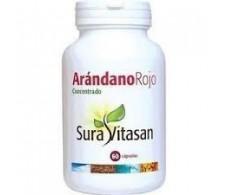 Sura Vitasan cranberry concentrate 60 capsules