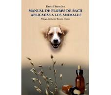 Libro - Manual de Flores de Bach aplicadas a los animales.