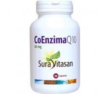 Sura Vitasan Co-Enzime Q10 60mg. 30 capsules