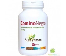 Sura Vitasan black cumin 500mg. 60 pearls