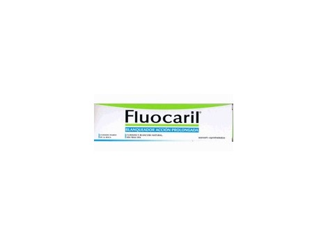 Fluocaril whitening toothpaste 125ml.