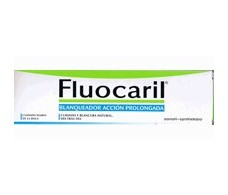 Fluocaril pasta blanqueadora de acción prolongada 75ml.