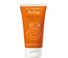 Solar Avene Emulsion SPF20 50ml Medium protection. oilfree