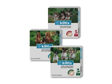 Kiltix Collar for small dogs 3-10 kg.