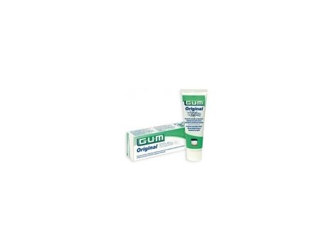 Gum Original White whitening toothpaste 75ml.