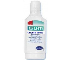Gum Original White whitening mouthwash 500ml.