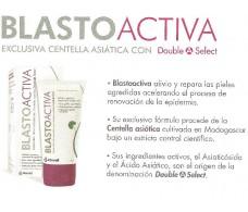Blastoactiva crema 50g. Reparador con centella asiatica