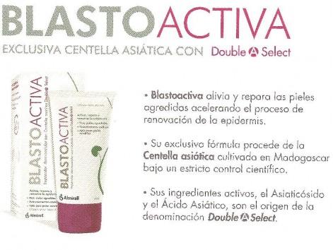 Blastoactiva cream 50g.