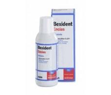 Bexident gums. Chlorhexidine mouthrinse 250ml.