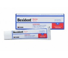 Gums toothpaste Bexident with Chlorhexidine 75ml.