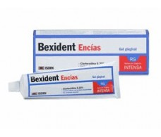 Bexident sensitive teeth. Gingival Gel 50ml.