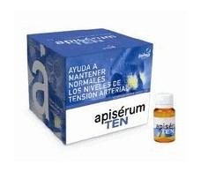 Apiserum TEN 18 vials