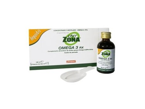 Enerzona Omega 3 Rx Liquid