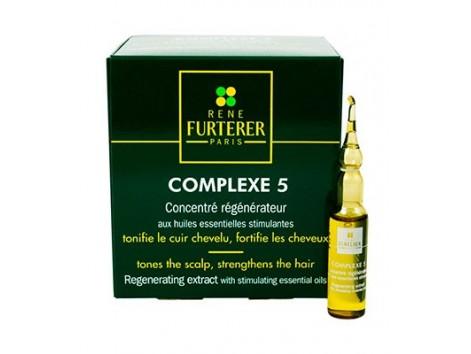 rene furterer complexe 5 concentrated regenerator 12. Black Bedroom Furniture Sets. Home Design Ideas