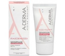 Aderma Sensiphase redness cream
