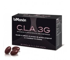 Bimanan CLA 3G 90 capsulas