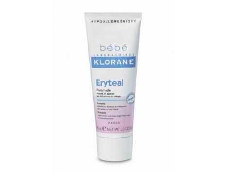 Klorane Bebe Eryteal ointment 75ml