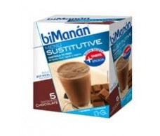 Bimanan chocolate milkshake. 5 units