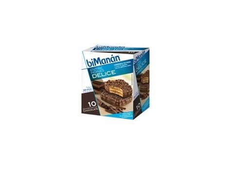 Bimanan chocolates. 10 units