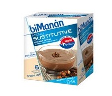 Bimanan praline soy custard. 5 units