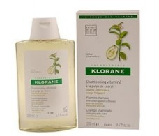 Klorane champu a la pulpa de cidra 200ml