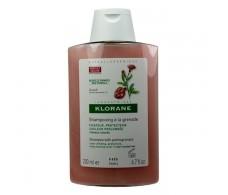 Klorane champu sublimador al extracto de granada 200ml