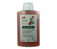 Klorane shampoo sublimer the pomegranate extract 200ml
