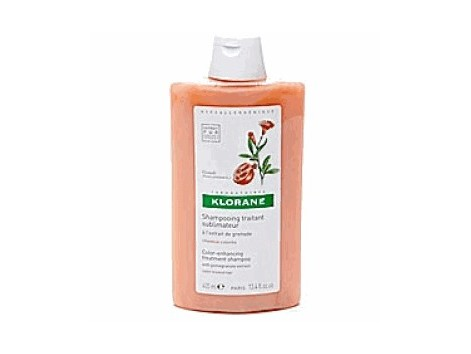 Klorane shampoo sublimer the pomegranate extract 400ml
