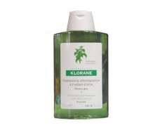 Klorane shampoo seborregulador the nettle extract 200ml