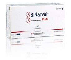 Binarval Plus 60 capsules