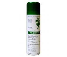 Klorane champu seco a la ortiga para cabellos grasos 150ml