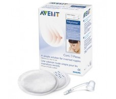 Avent Nipple Niplette for one. Cure of flat or inverted nipples