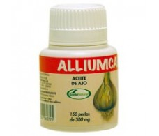 Alliumcap garlic oil 300mg. 150 caps