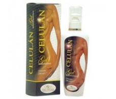 Celulan gel anticelulitico 200ml. Soria Natural