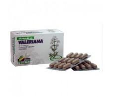 Valerian 60 capsules. Soria Natural S34