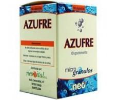 Azufre microgranulos Neo 50 capsulas