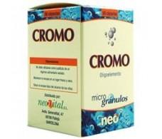 Cromo microgranulos neo 60 capsulas