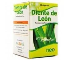 Diente de leon microgranulos Neo 45 capsulas