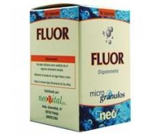 Fluor microgranulos Neo 60 capsulas