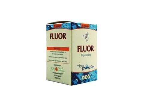 Neo Fluor microgranules 60 capsules