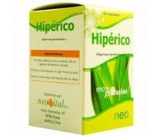Hiperico microgranulos Neo 45 capsulas